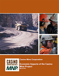 Casino economic impacts report cover
